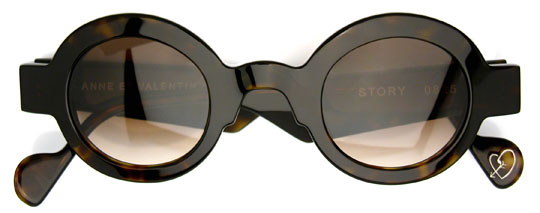 Anne et Valentin glasses from Optiko
