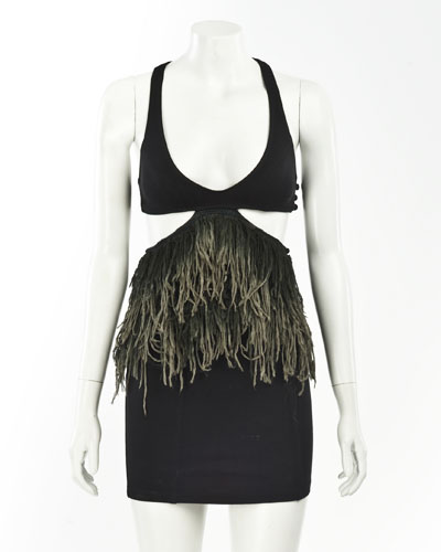Sass & Bide dress from David Jones, $490